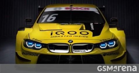 iQOO partners with BMW M Motorsport, may unveil iQOO 5 BMW edition on August 17 - GSMArena.com news - GSMArena.com
