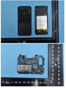 Images du LG K31s