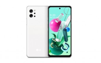 LG Q92 5G official with Snapdragon 765G, quad cameras and 6.67