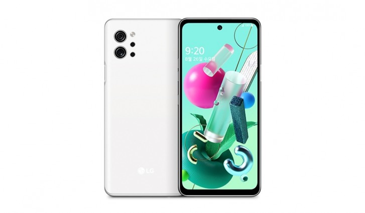 LG Q92 official with Snapdragon 765G 5G,