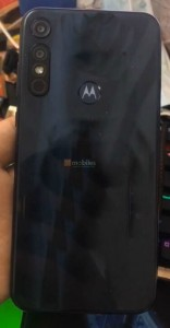 Alleged Motorola Moto E7 Plus photos