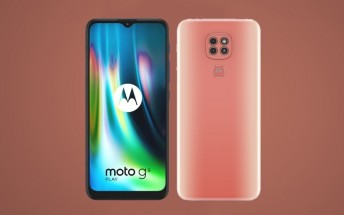 Indian Moto G9 goes global as Moto G9 Play