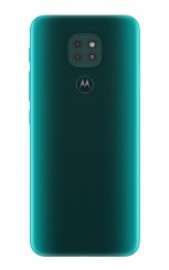 Motorola Moto G9 in Forest Green