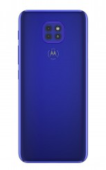 Motorola Moto G9 in Sapphire Blue