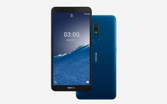 Nokia C3 arrives with a 5.99