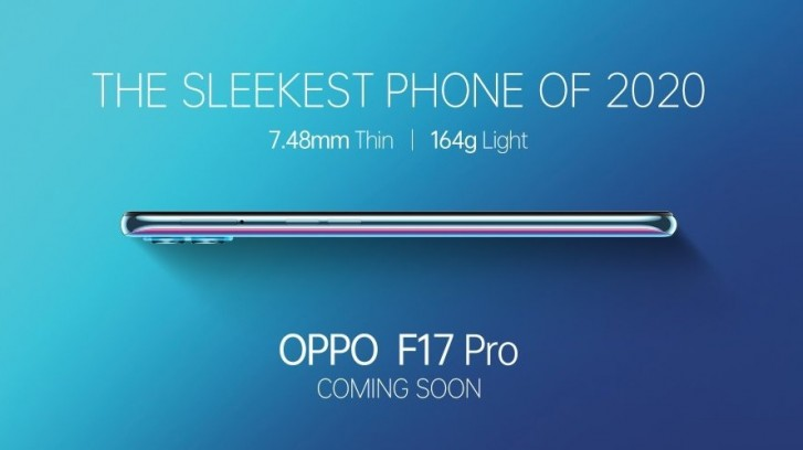 Oppo F17 series design revealed in latest official video