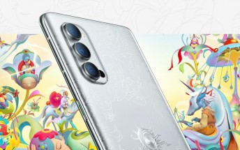 Oppo brings Reno4 Pro 5G Artist Limited Edition in collaboration with James Jean