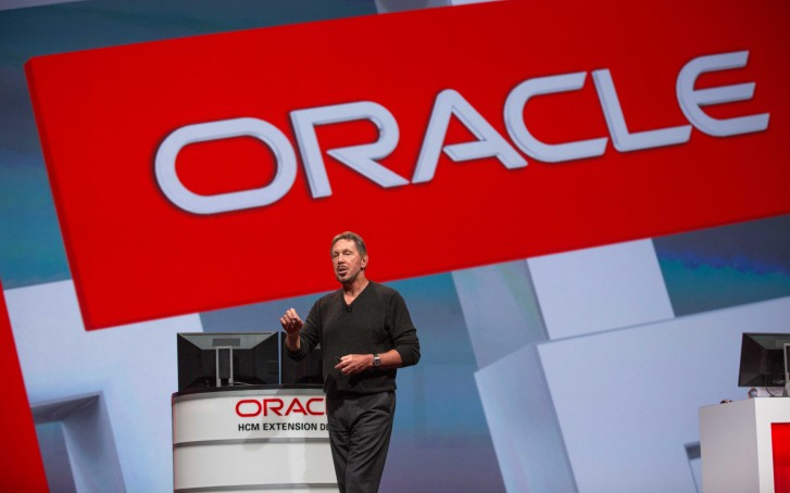 Larry Ellison, Oracle Chairman