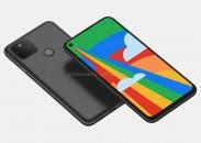 Rendus de Google Pixel 5