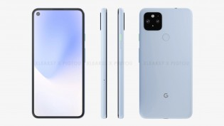 Unofficial renders: Pixel 5 XL (6.12\
