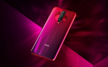 Poco X2 starts receiving MIUI 12 update in India