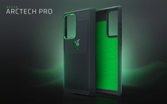 Razer made a special heat dissipating case for the Galaxy Note20 and Note20 Ultra