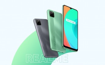 Realme C12 with a 6,000 mAh battery gets multiple certifications