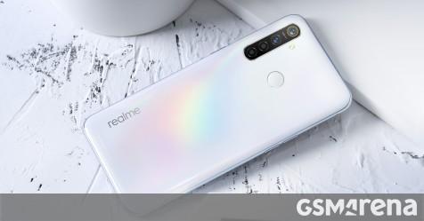 Realme C3 và 5 Pro có các tùy chọn màu mới
