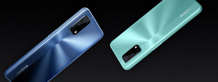 Realme V5 arrives as the cheapest 5G smartphone up to date