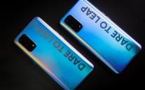 A Realme X7 phone