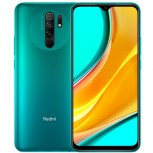 Redmi 9 Prime in Mint Green color