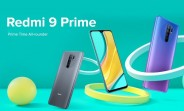 Redmi 9 arrives in India as a rebranded Redmi 9 Prime