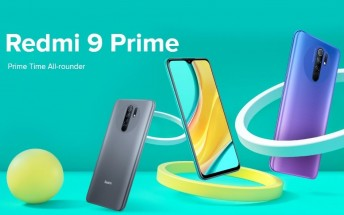 Redmi 9 arrives in India as a rebranded Redmi 9 Prime