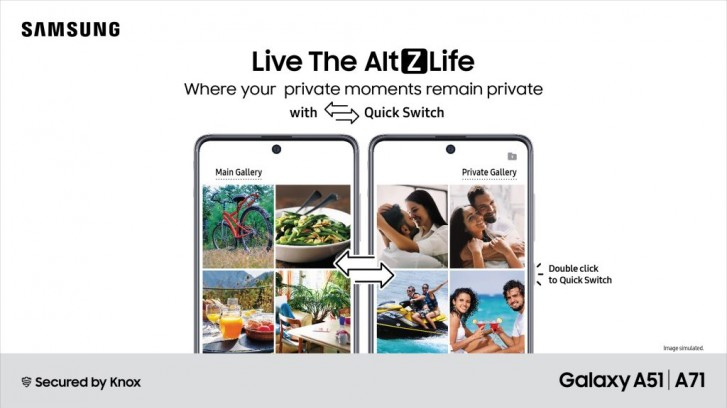 Samsung introduces new 'AltZLife' features to boost privacy on its smartphones