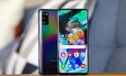 Samsung Galaxy A42 5G passes through Geekbench