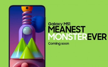 Samsung Galaxy M51 specs confirmed by Google Play Console listing