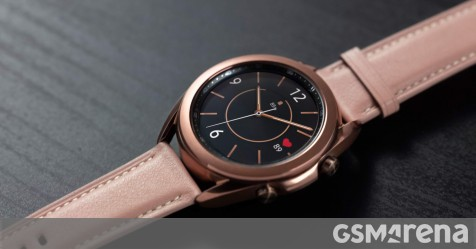 Samsung Galaxy Watch3 gets VO2 Max and blood oxygen monitoring activated with first software update - GSMArena.com news - GSMArena.com