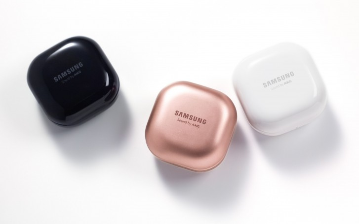 Samsung Galaxy Buds Live is official with unusual looks and promising battery life