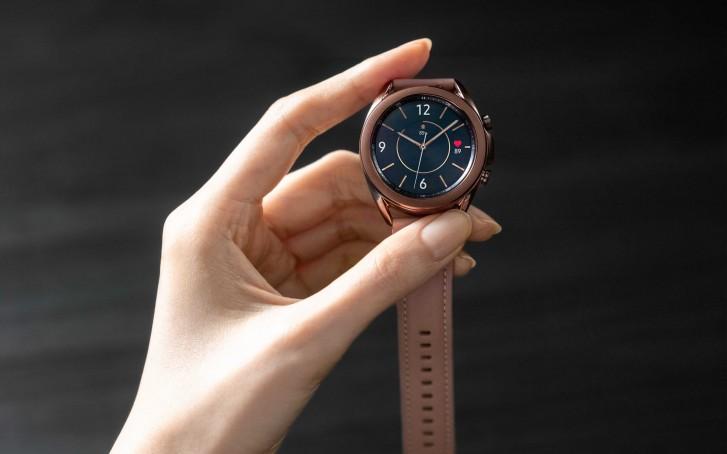 41 mm Samsung Galaxy Watch3