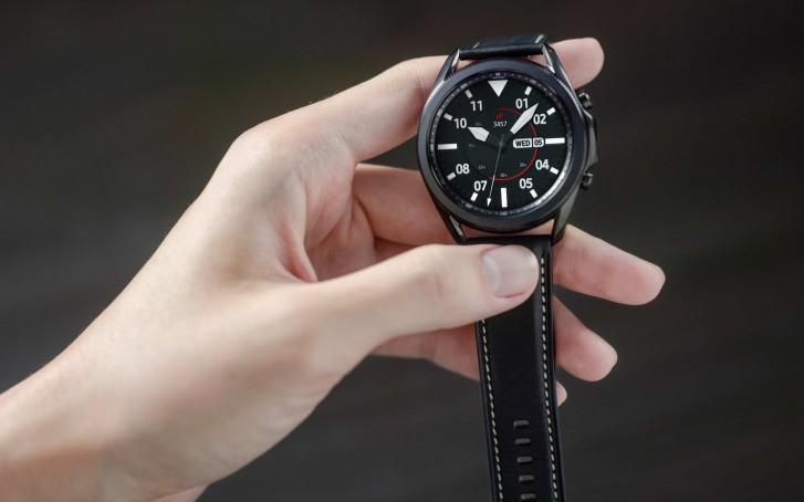 45mm Samsung Galaxy Watch3