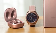 Samsung Galaxy Watch3 and Buds Live get triple the sales of their predecessors