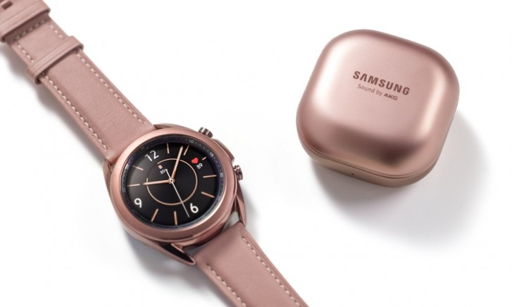 Samsung Galaxy Watch3 and Buds Live triple the sales of their predecessors