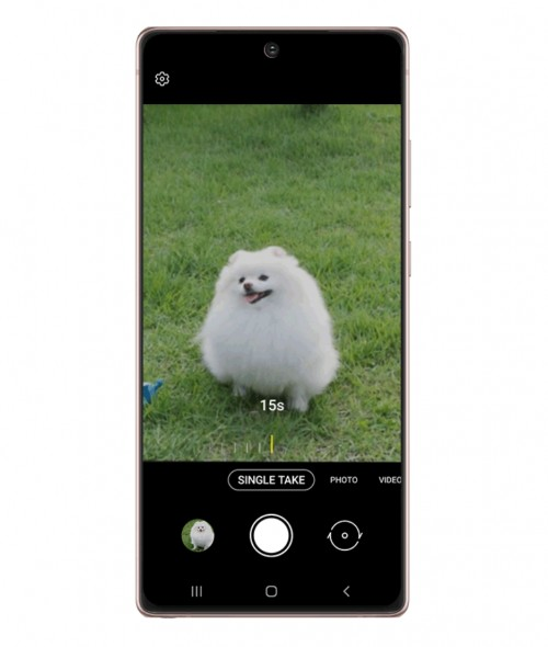 Samsung highlights 5 features of the Samsung Galaxy Note20 series