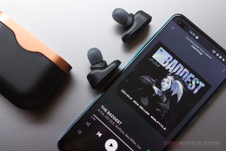Sony WF-1000XM3 wireless noise canceling earphones review