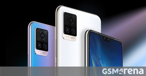 vivo S7t to come with Dimensity 820 SoC - GSMArena.com news - GSMArena.com