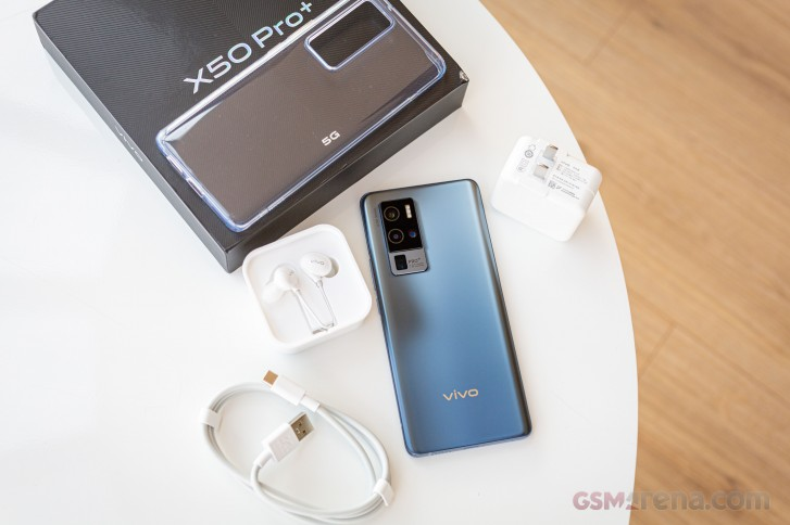 vivo X50 Pro+ in for review