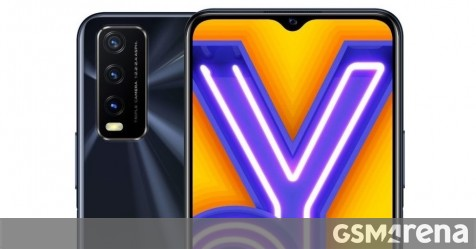 vivo Y20 and Y20i arrive with Snapdragon 460 and 5,000 mAh battery - GSMArena.com news - GSMArena.com