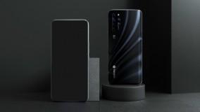 ZTE Axon 20 5G teaser images