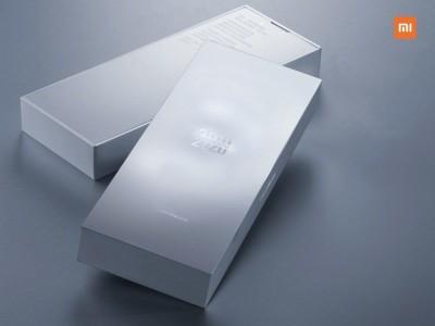 Boîte sur mesure célébrant les 10 ans de Xiaomi