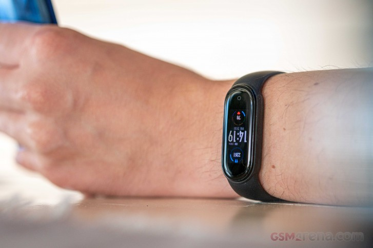 Xiaomi Mi Smart Band 5 review