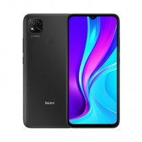 Xiaomi Redmi 9 in Carbon Black
