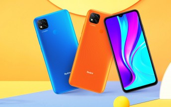 Indian Redmi 9 unveiled with two cameras, Helio G35