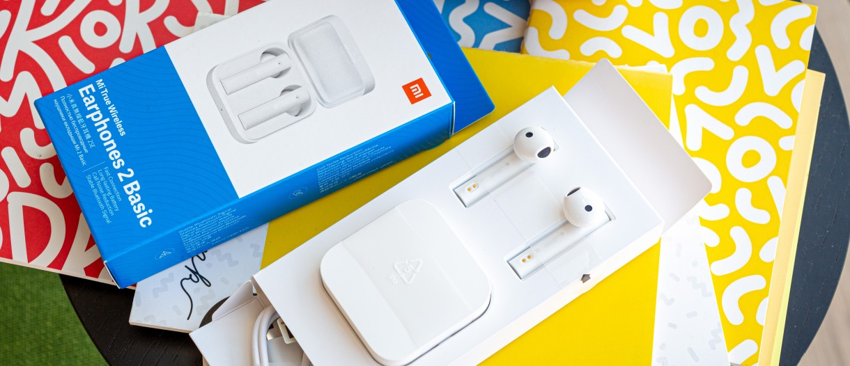 Xiaomi Mi True Wireless Earphones 2 Basic review - GSMArena.com news