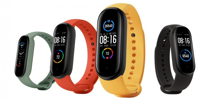 Xiaomi Mi Watch Revolve (aka Color) and Mi Band 5 will reportedly launch in India soon