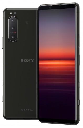 Sony Xperia 5 II: Black