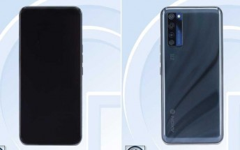 ZTE A20 5G full specs and design revealed by TENAA