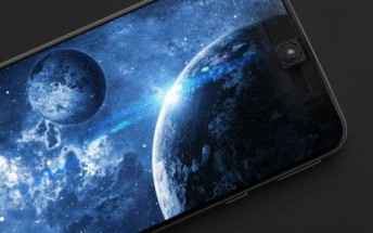 ZTE ready to launch first phone with under-screen camera
