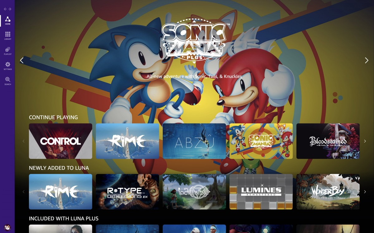 Amazon announces Luna a cloud gaming service for Fire TV desktop and mobile
