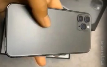 Pre-production iPhone 12 allegedly handled on video