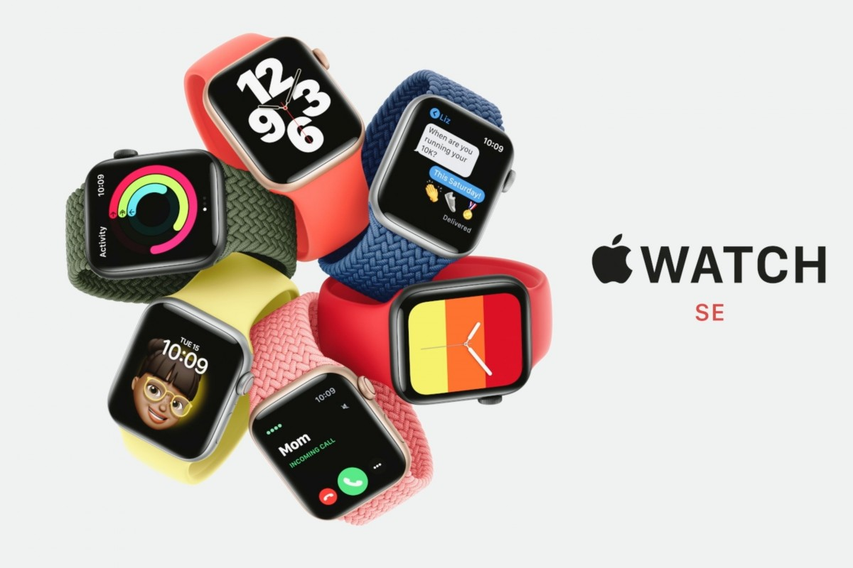Apple Series 6 and Watch SE are official